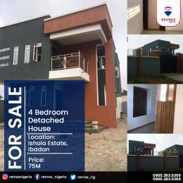 4 bedroom Detached Duplex for sale Akobo Ibadan Oyo