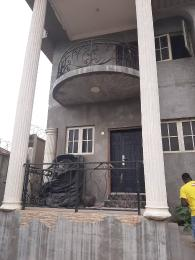 House for sale Harmony Estate Off College Road Ogba Lagos