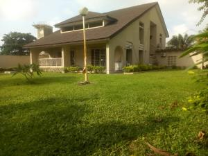 Detached Duplex House for rent Off Queens drive  Old Ikoyi Ikoyi Lagos