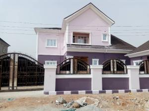 4 bedroom Terraced Duplex House for sale In an Estate at Lugbe, Abuja. Lugbe Abuja