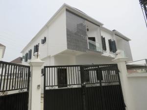 4 bedroom Terraced Duplex for rent Chevy View Lekki Lagos chevron Lekki Lagos