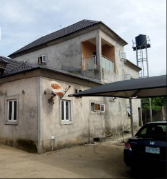 4 bedroom Detached Duplex House for sale -SARS ROAD Port Harcourt Rivers