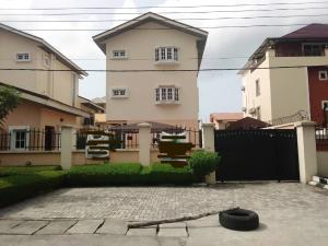 4 bedroom Detached Duplex House for sale African lane before admiralty house Lekki Phase 1 Lekki Lagos