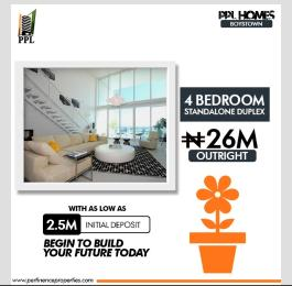 4 bedroom Terraced Duplex House for sale Boys Town Ipaja Lagos