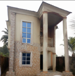 4 bedroom Detached Duplex House for sale OFF OLI ROAD, OBA Idemili North Anambra