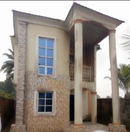 4 bedroom Detached Duplex House for sale Off Oli Road, Oba Idemili North Anambra