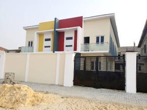 Semi Detached Duplex for sale Alfa Beach Road Igbo-efon Lekki Lagos