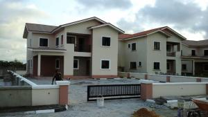 4 bedroom House for sale Adjacent Chevron Buena Vista Estate,lafiaji, Off Orchid Road chevron Lekki Lagos