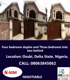7 bedroom House for sale Osubi Warri Delta