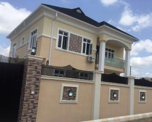 4 bedroom Detached Duplex House for sale : Emmanuel Estate, Ile tuntun off Nihort, Idi ishin. Ibadan. Afijio Oyo