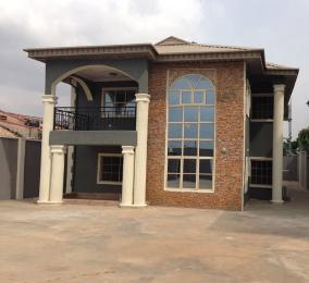 4 bedroom Terraced Duplex House for sale Olapade Agoro estate oluyole ibadan Ibadan Oyo