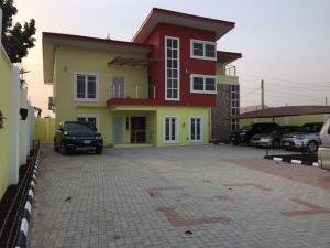Detached Duplex for sale Magboro, Behind Mfm Arepo Arepo Ogun