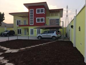Detached Duplex House for sale Magboro, Behind MFM  Arepo Arepo Ogun
