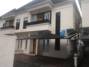 4 bedroom Terraced Duplex House for rent Bera Estate chevron lekki Lagos  chevron Lekki Lagos