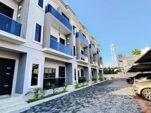 4 bedroom Detached Duplex House for rent Chevron lekki phase 2 Lekki Phase 2 Lekki Lagos