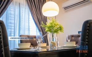 5 bedroom Semi Detached Duplex House for sale Abraham Adesanya,Ajah  Abraham adesanya estate Ajah Lagos