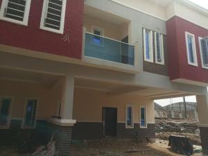 4 bedroom Terraced Duplex House for sale 3 Minutes From Ikota Mega Chicken Ikota Lekki Lagos