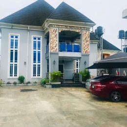 Detached Duplex House for sale Shell cooperative estate Zone  Eliozu Port Harcourt Rivers