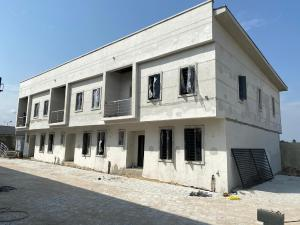 4 bedroom Terraced Duplex House for sale 1 Minute From Shoprite Monastery road Sangotedo Lagos