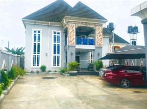 4 bedroom Detached Duplex House for sale Shell Cooperative Eliozu Port Harcourt Rivers