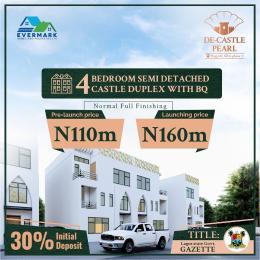4 bedroom Semi Detached Duplex for sale Magodo GRA Phase 1 Ojodu Lagos