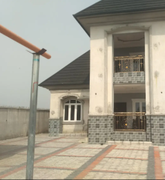 4 bedroom Detached Duplex House for sale SUNRISE ESTATE, BEHIND INTELS, Obio-Akpor Rivers