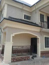 4 bedroom Detached Duplex House for sale ... Igando Ikotun/Igando Lagos
