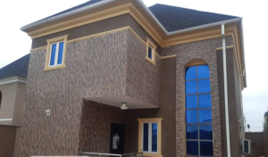 4 bedroom Detached Duplex House for sale Temidire Estate, Osogbo Osun