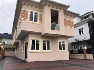 6 bedroom Detached Duplex House for sale 4 bedroom duplex with attached Bq & visitors room inclusive sitting 320sqm diamond estate  Monastery road Sangotedo Lagos