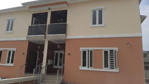 4 bedroom Semi Detached Duplex House for rent sapphire garden,beside greenspring school.off lekki epe expressway,awoyaya Awoyaya Ajah Lagos
