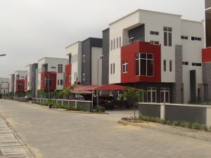 4 bedroom House for sale Behind Femi Okunnu Estate  Osapa london Lekki Lagos