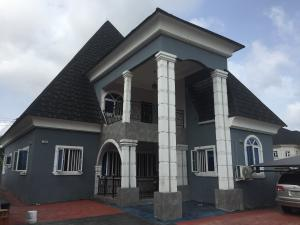 4 bedroom Detached Duplex House for sale Ugbeyiyi Road Sapele Delta