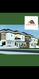 Detached Duplex House for sale Lekki Epe Expressway by Shoprite building  Osapa london Lekki Lagos