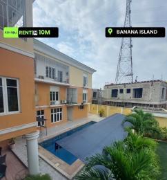 4 bedroom Blocks of Flats for rent Banana Island Ikoyi Lagos