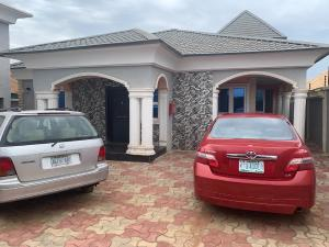 4 bedroom Terraced Bungalow House for sale Kasumu estate new Lagos garage akala express way ibadan Akala Express Ibadan Oyo