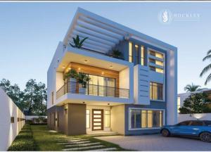 4 bedroom Detached Duplex for sale Before Mayfair Garden Abijo Ajah Lagos