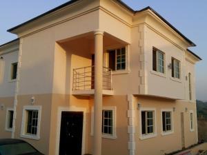 Detached Duplex House for sale Goodwill Estate Berger Ojodu Lagos