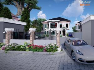 5 bedroom Detached Duplex House for sale Green park scheme Estate, Abijo  Lekki Phase 2 Lekki Lagos
