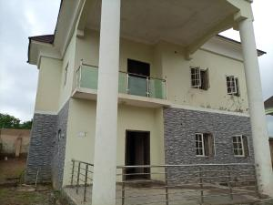 4 bedroom Detached Duplex House for rent Katsina estate by Goddab Kate district lifecamp   Kafe Abuja