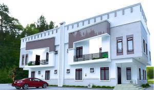 4 bedroom Detached Duplex House for sale The Annex Estate Behind Shoprite Sangotedo Ajah Lagos