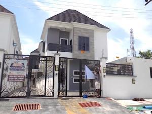 4 bedroom Detached Duplex for rent Chevy View Estate chevron Lekki Lagos