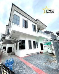 4 bedroom Detached Duplex for rent chevron Lekki Lagos