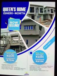 4 bedroom Detached Duplex House for sale Isheri North  Isheri Egbe/Idimu Lagos