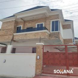 4 bedroom Detached Duplex House for sale = Ikota Lekki Lagos