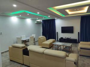 4 bedroom Detached Duplex House for shortlet Osapa london Lekki Lagos