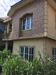 5 bedroom Detached Duplex House for sale Taiwo Oguns Street near Opic Isheri North Ojodu Lagos