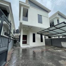 4 bedroom Detached Duplex House for sale Chevron Toll Gate chevron Lekki Lagos