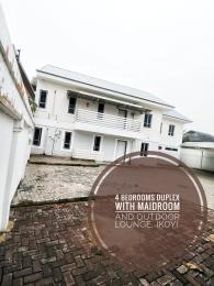 4 bedroom Detached Duplex for sale MacPherson Ikoyi Lagos