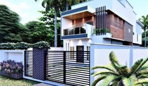 4 bedroom Detached Duplex House for sale 4 Bedroom Fully Detached Duplex In The Estate By Pennek Lekki Scheme 2 Ajah Lagos
