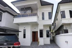 4 bedroom Detached Duplex House for sale Abraham adesanya Thomas estate Ajah Lagos